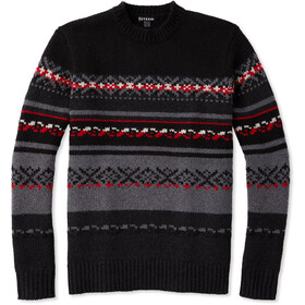 Smartwool CHUP Kaamos Sweater Herrer, charcoal heather